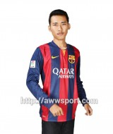 Barca Home LS_wm