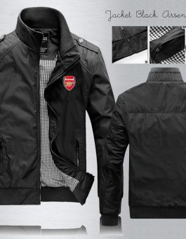 Jaket Waterproof Arsenal