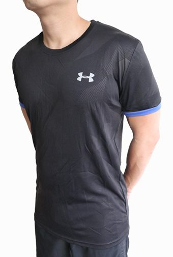 ... Kaos Olahraga UNDER ARMOUR C02 HITAM   KAOS UNDER ARMOUR C02 HITAM(2).  KAOS UNDER ARMOUR C02 HITAM(2) 5ce72af178