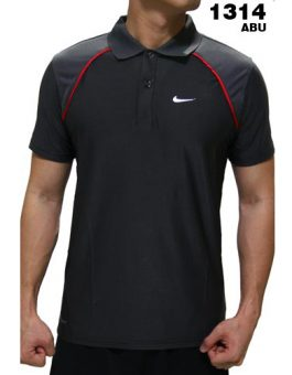 Polo Shirt Nike 1314 Grey