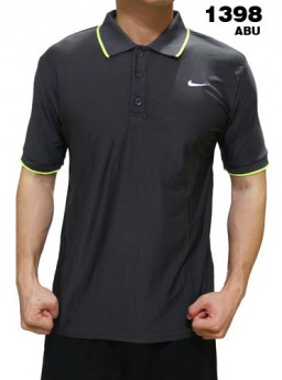Polo Shirt Nike 1398 Grey