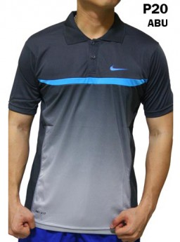 Polo Shirt Nike P20 Grey