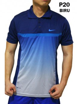 Polo Shirt Nike P20 Blue