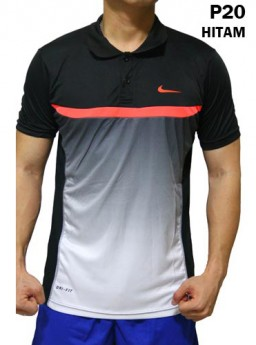 Polo Shirt Nike P20 Black