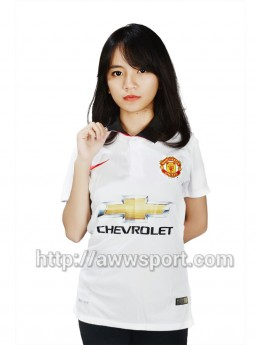 Jersey Ladies Manchester United Away 2014-2015