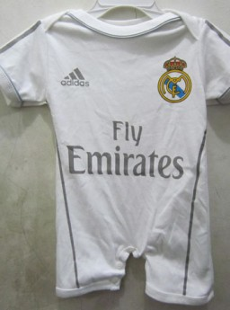 Jersey Bola Bayi Real Madrid Home 2015-2016