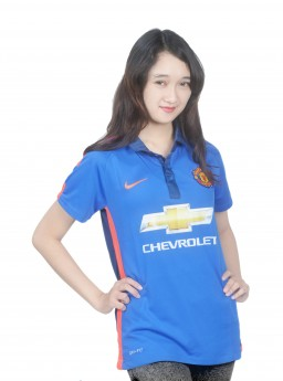 Jersey Ladies Manchester United 3rd 2014-2015