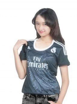 Jersey Ladies Real Madrid 3rd 2014-2015