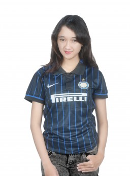 Jersey Ladies Inter Milan Home 2014-2015