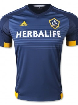 Jersey LA Galaxy Away 2015-2016 Terbaru