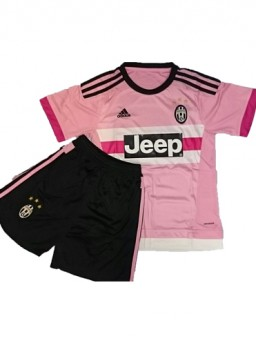 Jersey Kids Juventus Away 2015-2016
