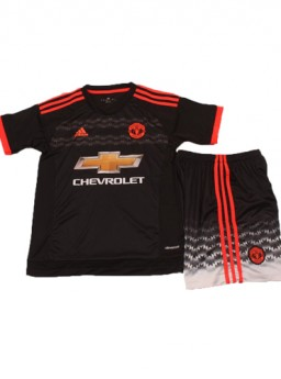 Jersey Kids Manchester United 3RD 2015-2016