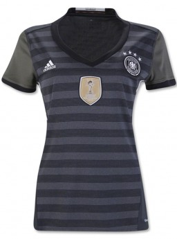 Jersey Wanita Jerman Away Euro 2016