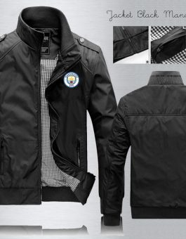 Jaket Waterproof Manchester City