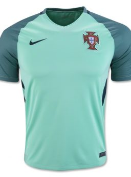 Jersey Portugal Away Euro 2016 Terbaru