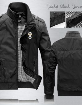 Jaket Waterproof Juventus