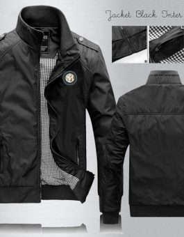 Jaket Waterproof Inter Milan