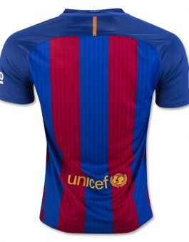 Barcelona Home 2016-2017 Back
