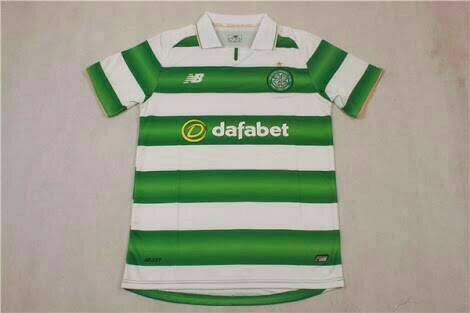 Celtic Home 2016-2017