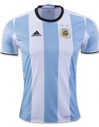 Jersey Argentina Home 2016