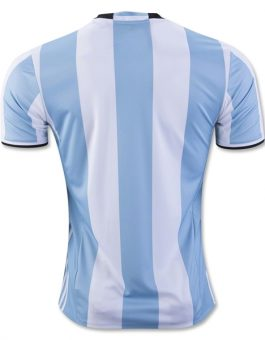 Jersey Argentina Home 2016 back