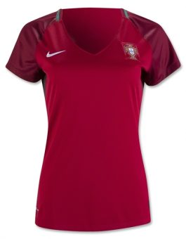 Jersey Portugal Home Ladies 2016