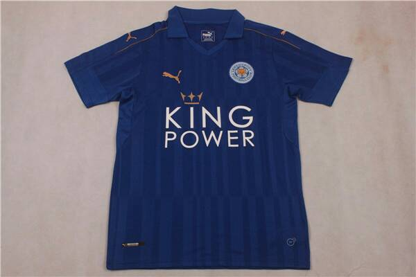 Leicester Home 2016-2017
