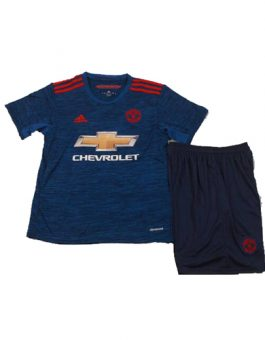 Jersey Kids Manchester United Away 2016-2017