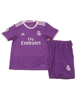 Jersey Kids Real Madrid Away 2016-2017 Terbaru