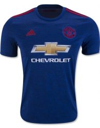 Manchester United Away 2016-2017