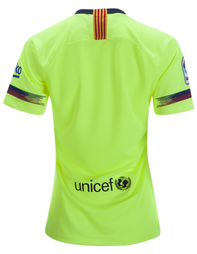 JUAL JERSEY BARCA AWAY LADIES 2018-2019 TERBARU