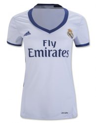 Jersey Ladies Real Madrid Home 2016-2017