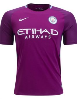 Jersey Manchester City Away 2017-2018 Terbaru