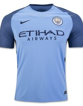 Jersey Manchester City Home 2016-2017 Terbaru