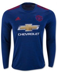 Manchester United Away LS 2016-2017