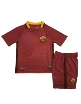 Jersey Kids AS Roma Home 2016-2017 Terbaru
