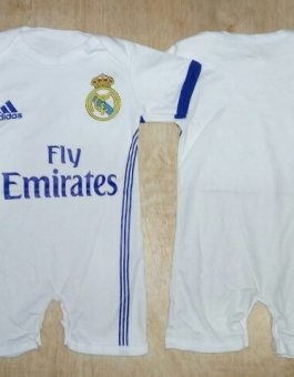 Jersey Bola Bayi Real Madrid Home 2016-2017 Terbaru
