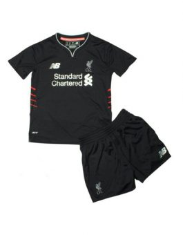 Jersey Kids Liverpool Away 2016-2017 Terbaru