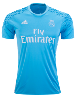 Jersey Real Madrid GK Home 2016-2017 Terbaru