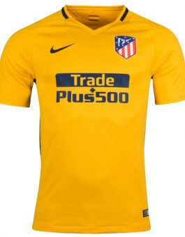 Jersey Atletico Madrid Away 2017-2018