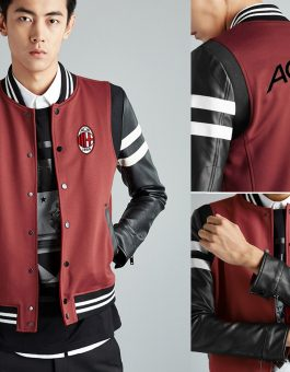Jaket Destroyer AC Milan