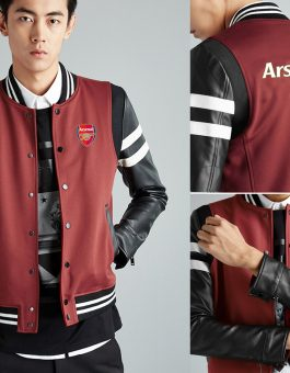 Jaket Destroyer Arsenal