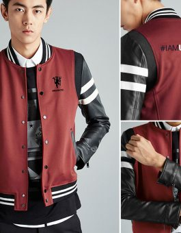 Jaket Destroyer Manchester United