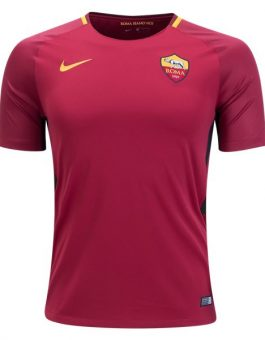 Jersey AS Roma Home 2017-2018