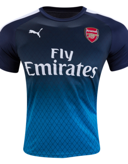 Jersey Arsenal Stadium Training 2017 Terbaru