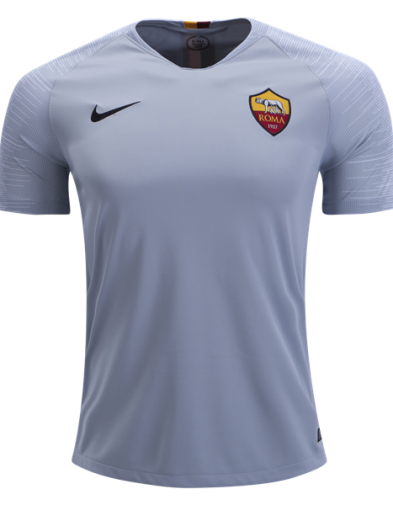 Jersey AS Roma Away 2018-2019 Terbaru