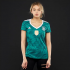 Jersey Wanita Jerman Away Piala Dunia 2018 | Replika Top Quality