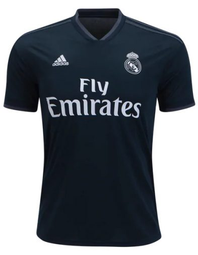 b70174d0d Jersey Real Madrid Away 2018-2019 Terbaru