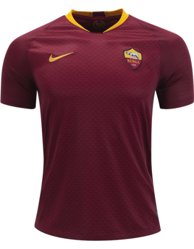 JERSEY AS ROMA HOME 2018-2019 TERBARU