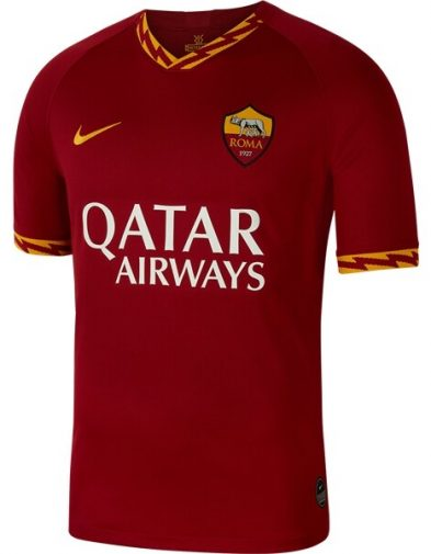 Jersey AS Roma Home 2019-2020 Terbaru